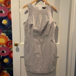 BR Seersucker Dress